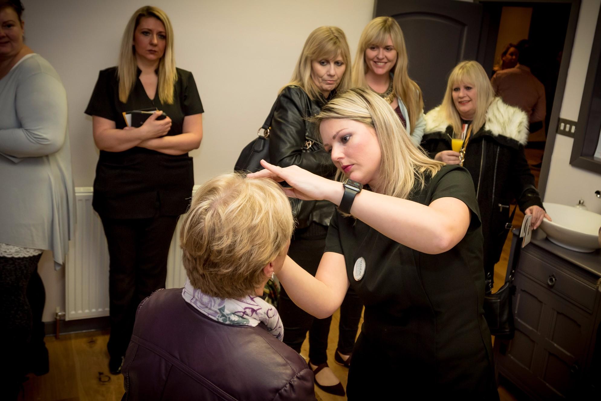 XIV Hair Salon Ripponden | XIV Facial Aesthetics Clinic Ripponden | XIV Semi Permanent Makeup Ripponden