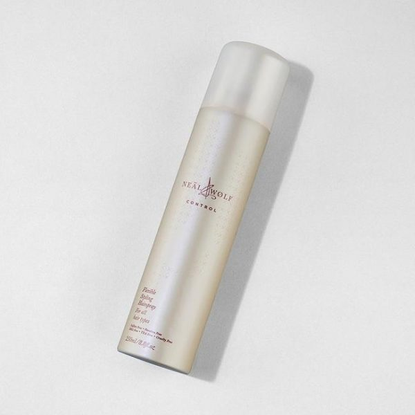 Neal & Wolf Control Flexible Styling Hairspray 2