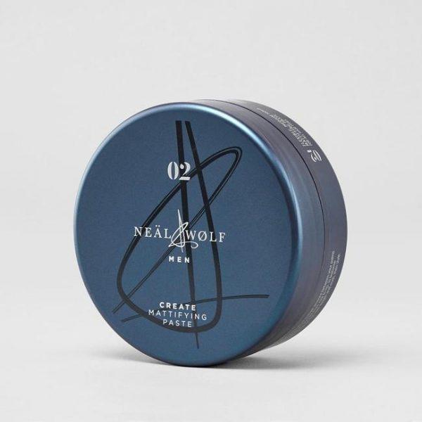 Neal & Wolf Men's 02 Create Mattifying Paste 2