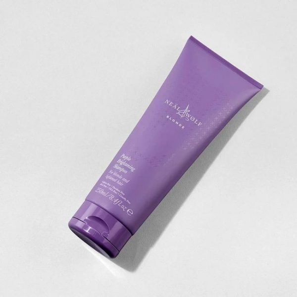 Neal & Wolf Purple Brightening Shampoo 2