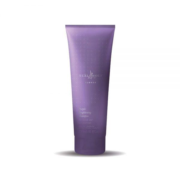 Neal & Wolf Purple Brightening Shampoo | Neal & Wolf