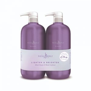 Neal & Wolf Purple Shampoo & Conditioner Bundle | Neal & Wolf