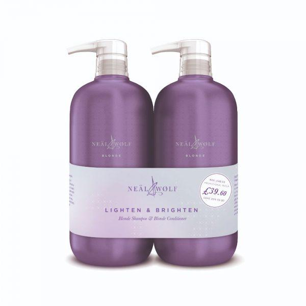 Neal & Wolf Purple Shampoo & Conditioner Bundle | Neal & Wolf