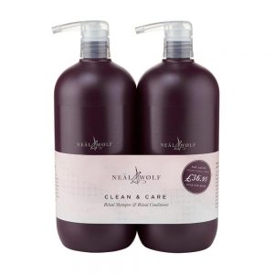 Neal & Wolf Ritual Shampoo & Conditioner Bundle | Neal & Wolf