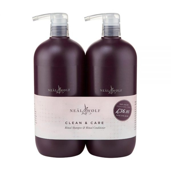 Neal & Wolf Ritual Shampoo & Conditioner Bundle | Neal & Wolf