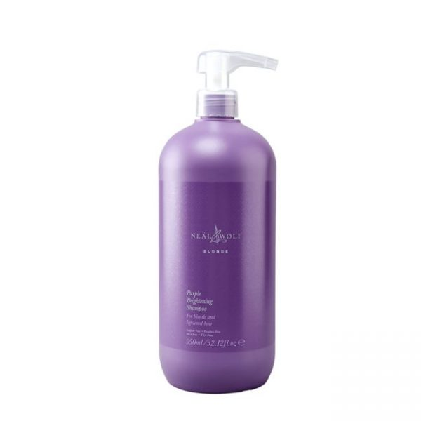 Neal & Wolf Purple Brightening Shampoo 950ml